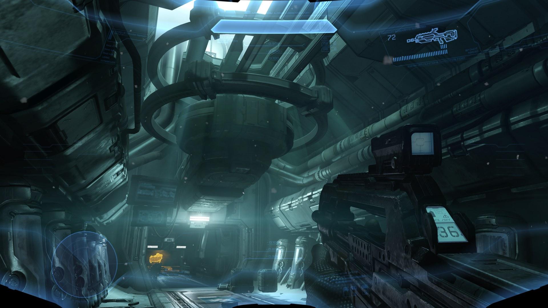 Halo 4 planet