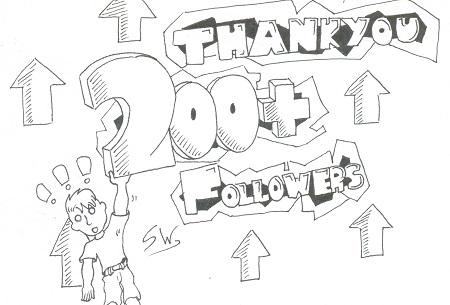 Thankyou200+