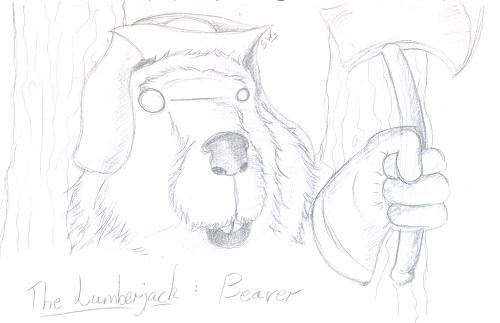 Lumberjack - Beaver